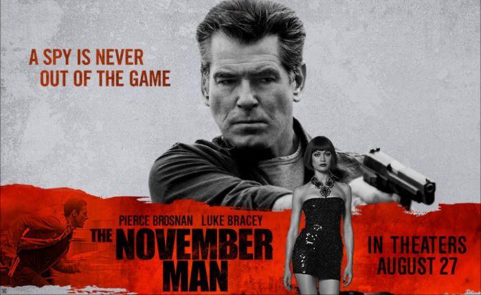 Film 'The November Man' Hadirkan Suasana James Bond
