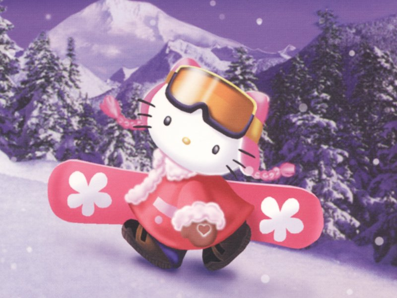 Asyik! Wahana Hello Kitty Dibuka di Ancol