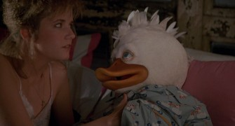 Adegan Howard The Duck
