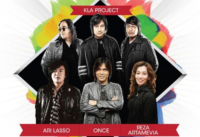 Ada Kolaborasi Ari Lasso-Once di â??Indonesian Greatest Hitsâ??