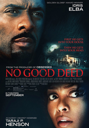 Poster film No Good Deed