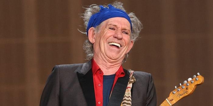 Gitaris The Rolling Stones Rilis Album Solo Baru