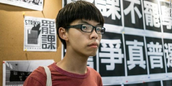 STORY: Joshua Wong, ABG Otak 'Revolusi Payung' Hongkong