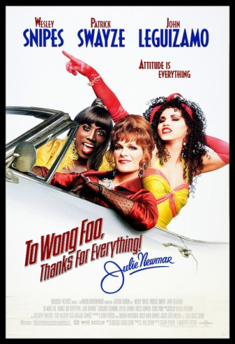 Poster film  To Wong Foo, Thanks for Everything, Julie Newmar