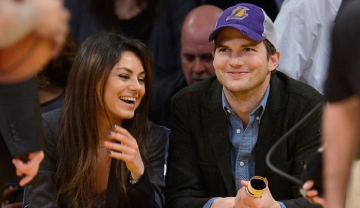 Ashton Kutcher-Mila Kunis Sambut Kelahiran Anak Pertama