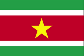 Bendera Republik Suriname