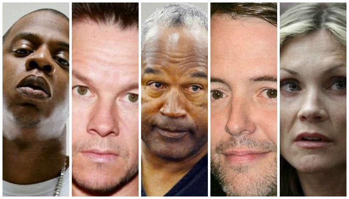 5 Seleb Hollywood yang Terjerat Kasus Kriminal Berat