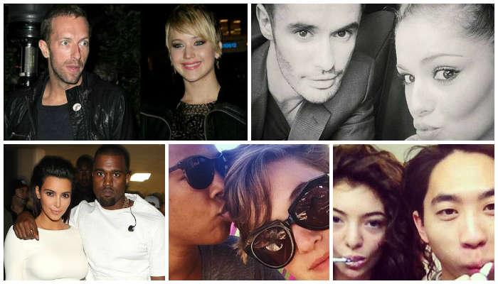 5 Pasangan Seleb Paling Kontroversial 2014
