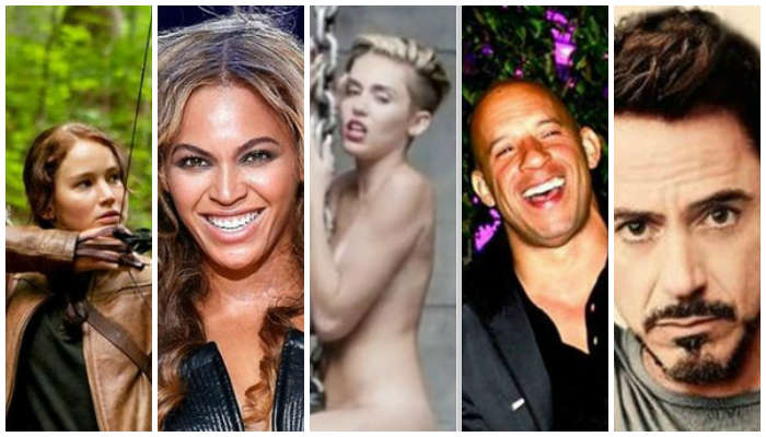 5 Seleb yang Masuk Guinness Book of World Records 2015