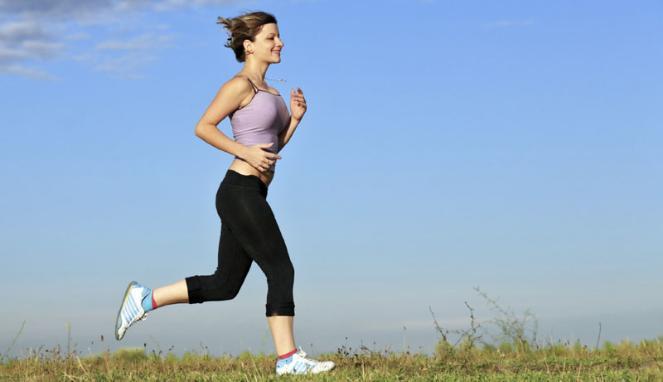 Olahraga 10 Menit Bisa Kencangkan Otot