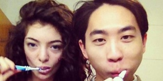Lorde dan James Lowe