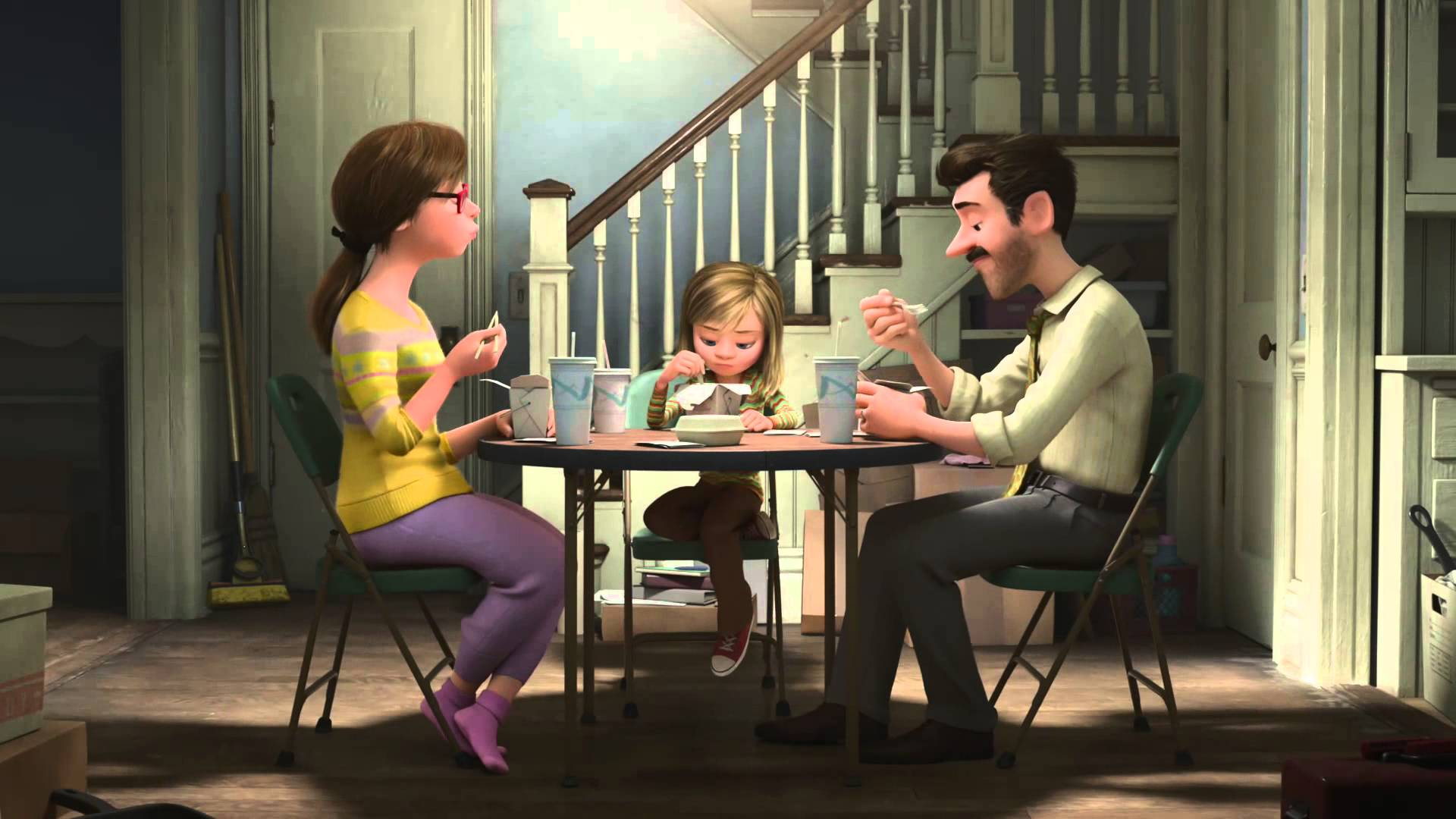 VIDEO: Film Animasi Inside Out Rilis Trailer Perdana