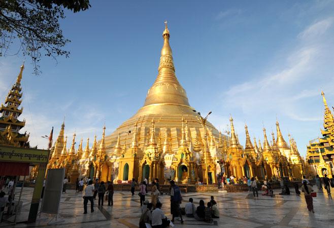 Berkunjung Ke Kota Pagoda Di Myanmar Jadiberita Com