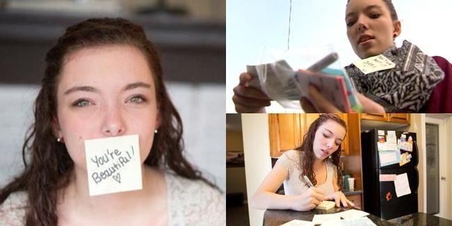 STORY: Meski di Bully, Remaja Ini Tebarkan Semangat Positif