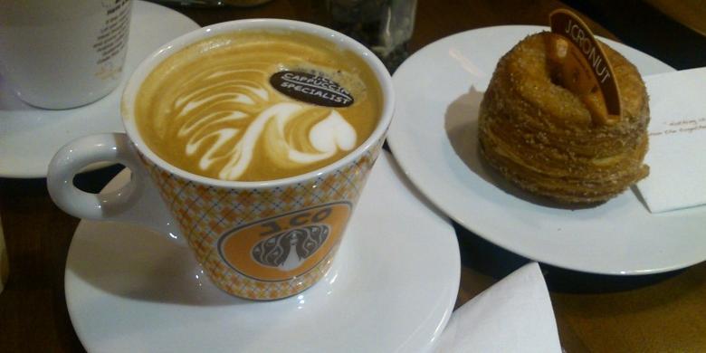 Perkenalkan, Colombian Coffee dari J.Coffee