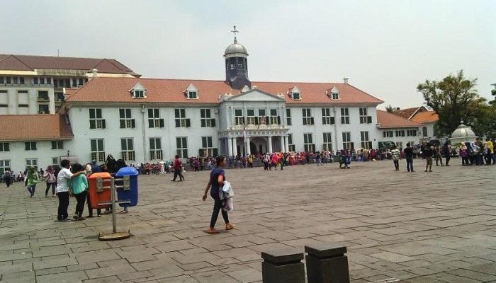 Wisata Sambil Belajar di Kota Tua Jakarta