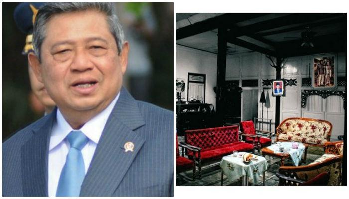 STORY: Peristiwa Mistis Selimuti Tempat Tinggal SBY
