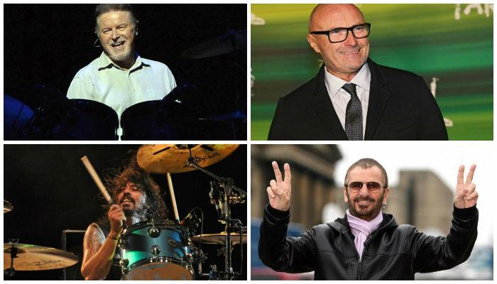 4 Drummer Terkaya di Dunia