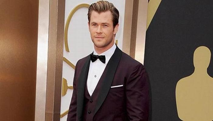 Chris Hemsworth Raih Predikat Pria Terseksi 2014