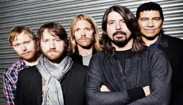 Foo Fighters Unjuk Dua Lagu Baru