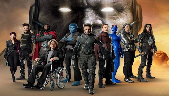Ini Bocoran Cerita Film X-Men:Apocalypse