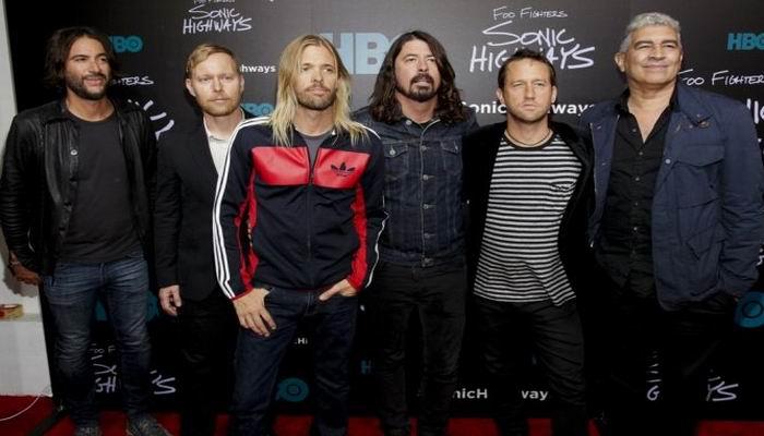 Tur Promo Album, Foo Fighters Jual Tiket dengan Gaya Lama
