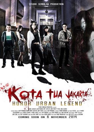 Poster film Kota Tua Jakarta
