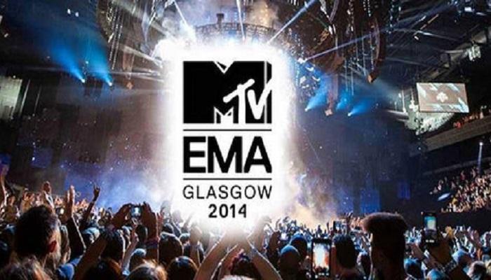 Ini Daftar Lengkap Pemenang MTV EMA 2014