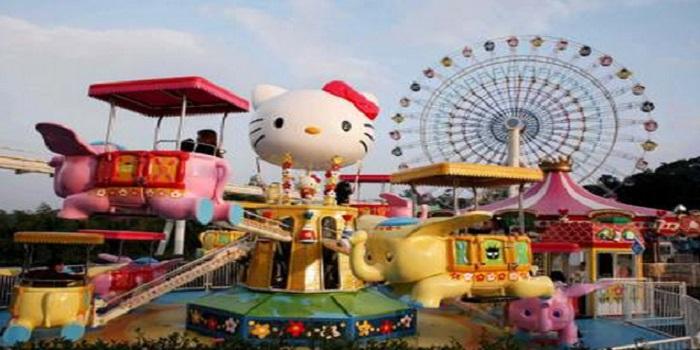 Desember 2014, Dufan Luncurkan Wahana Hello Kitty