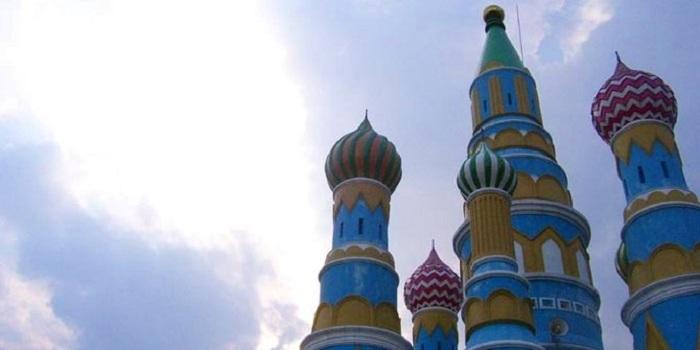 Uniknya Masjid An Nurumi di Yogyakarta