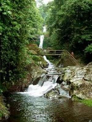 Air Terjun Kalijodoh, Pinrang