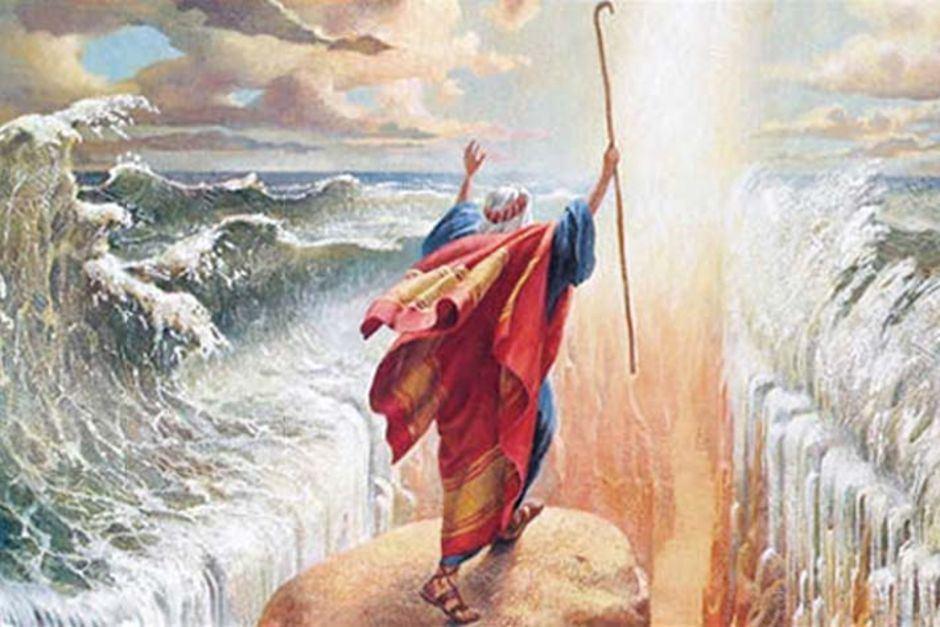 Ilmuwan Ungkap Rahasia Nabi Musa Membelah Lautan
