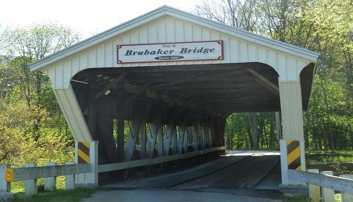 Brubaker Bridge, Jembatan Mistis di Amerika Serikat