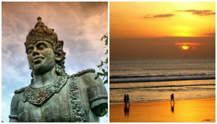 Akhir Tahun, Kunjungi 3 Destinasi Indah di Bali