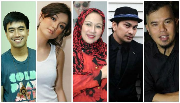 5 Seleb Indonesia yang Punya Yayasan Sosial