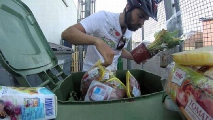 Bersepeda Ribuan Km Kampanyekan Anti Boros Makan