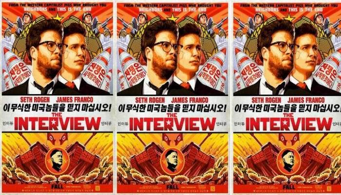 Dihack, Film Pembunuhan Kim Jong-un Disiarkan Online