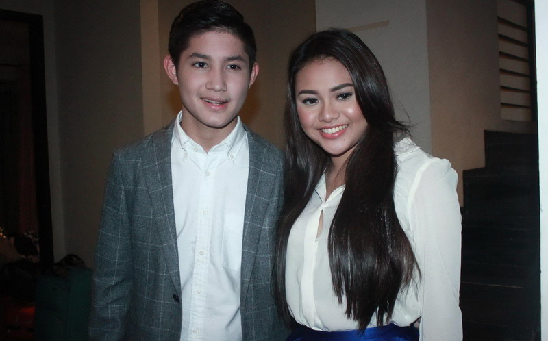 Cie… Aurel & Rassya Duet Romantis di Lagu 'Cinta Surga'