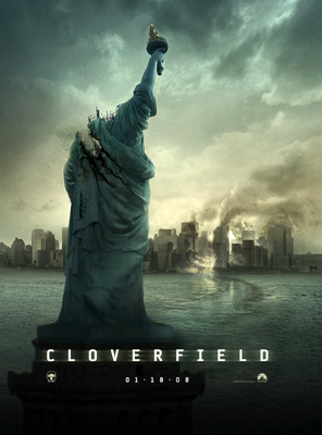Poster film Cloverfield