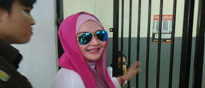 Bebas dari Penjara, Eddies Adelia Resmi Jadi Tahanan Kota