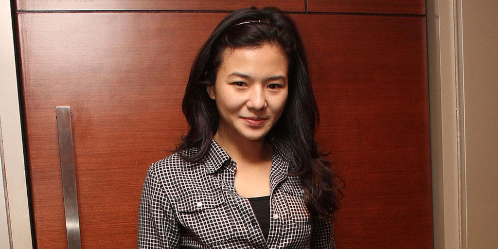 Perankan Wanita Beijing, Eriska Rein Kursus Bahasa Mandarin