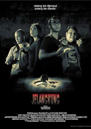 Poster film Jelangkung