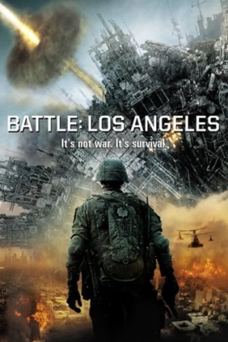 Poster film Battle: Los Angeles