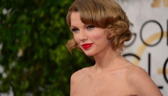 Taylor Swift Beli Kaus Puluhan Juta Rupiah Demi Donasi AIDS