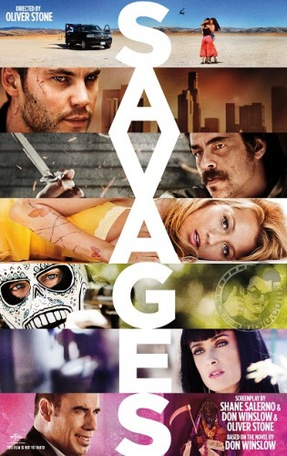 Poster film Savages