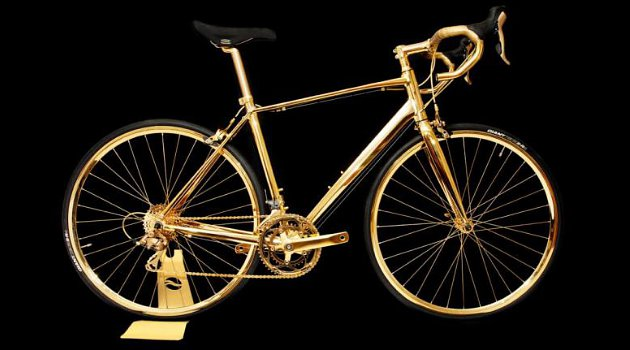 Sepeda Ini Harganya Lebih Mahal dari Ferrari