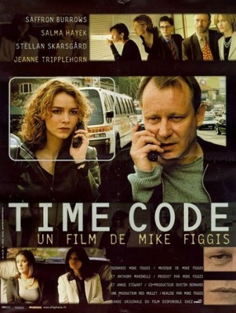 Poster film Time Code