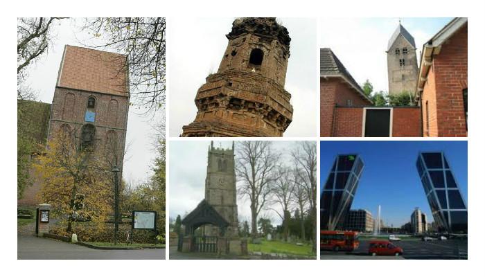 5 Menara Termiring di Dunia