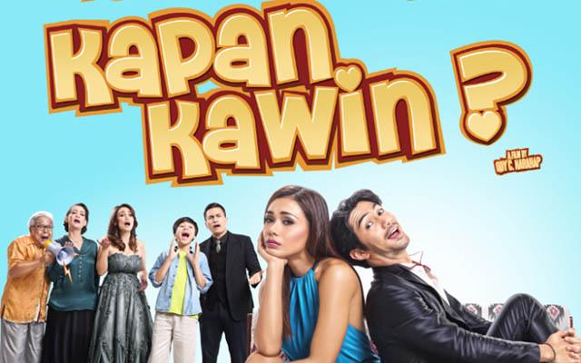 'Kapan Kawin', Film Seru Tentang Jomblo di Indonesia
