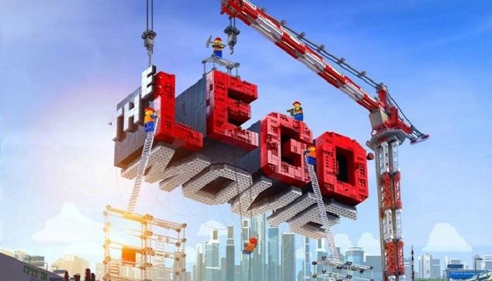 The Lego Movie Jadi Film Terlaris di Inggris Tahun 2014